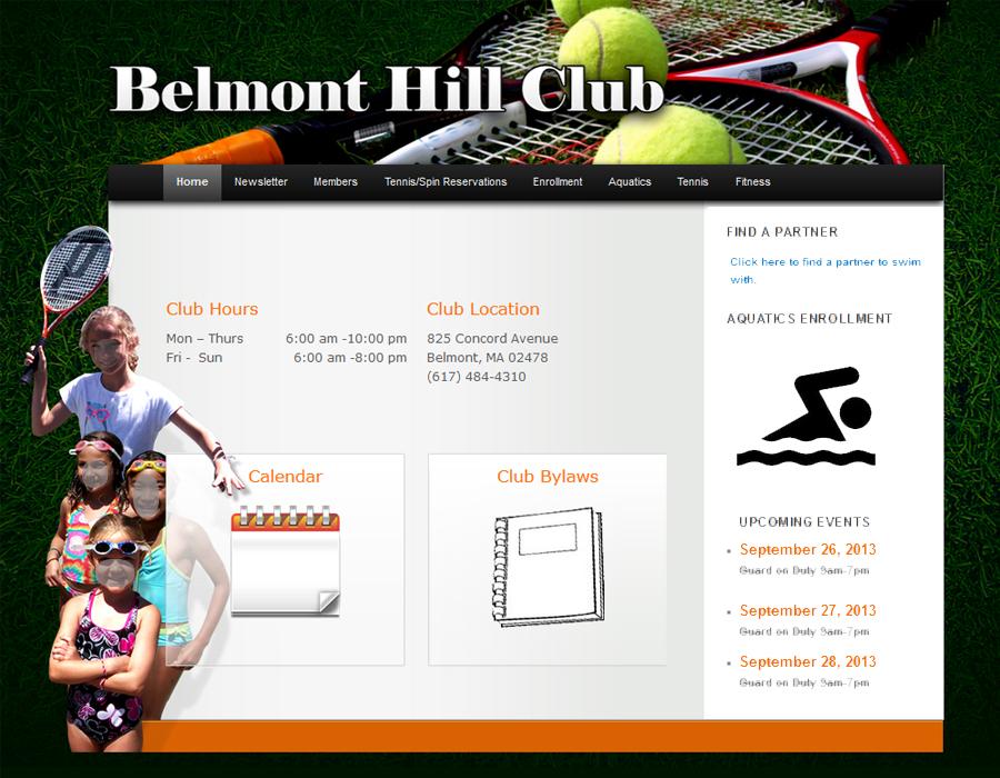 Belmont Hill Club