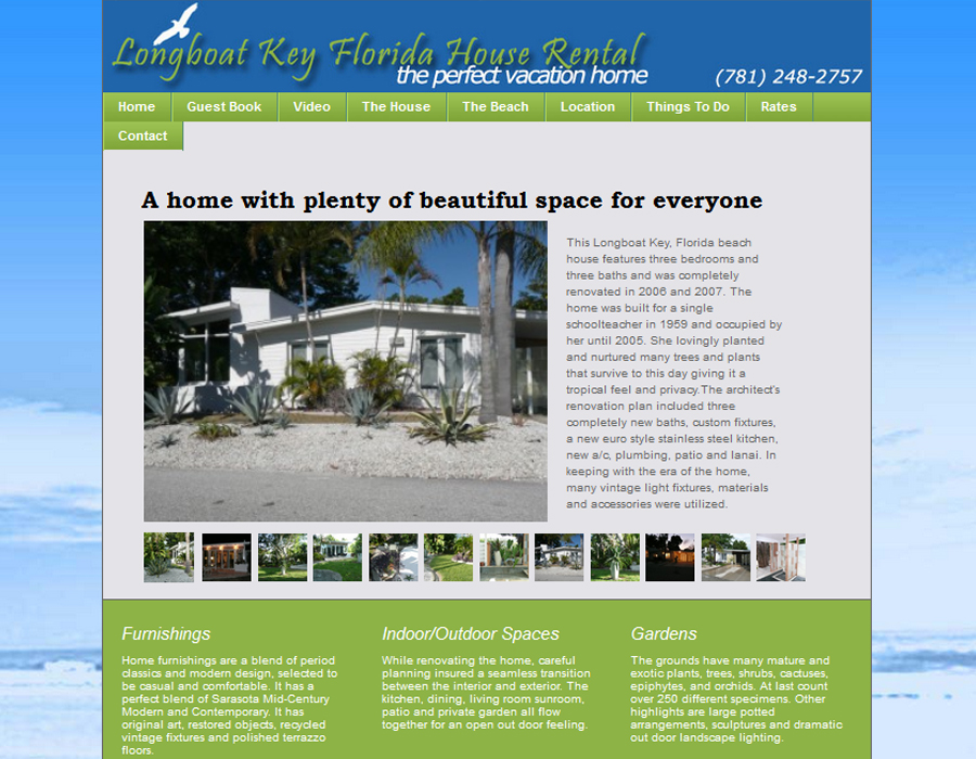 Longboat Key Rental