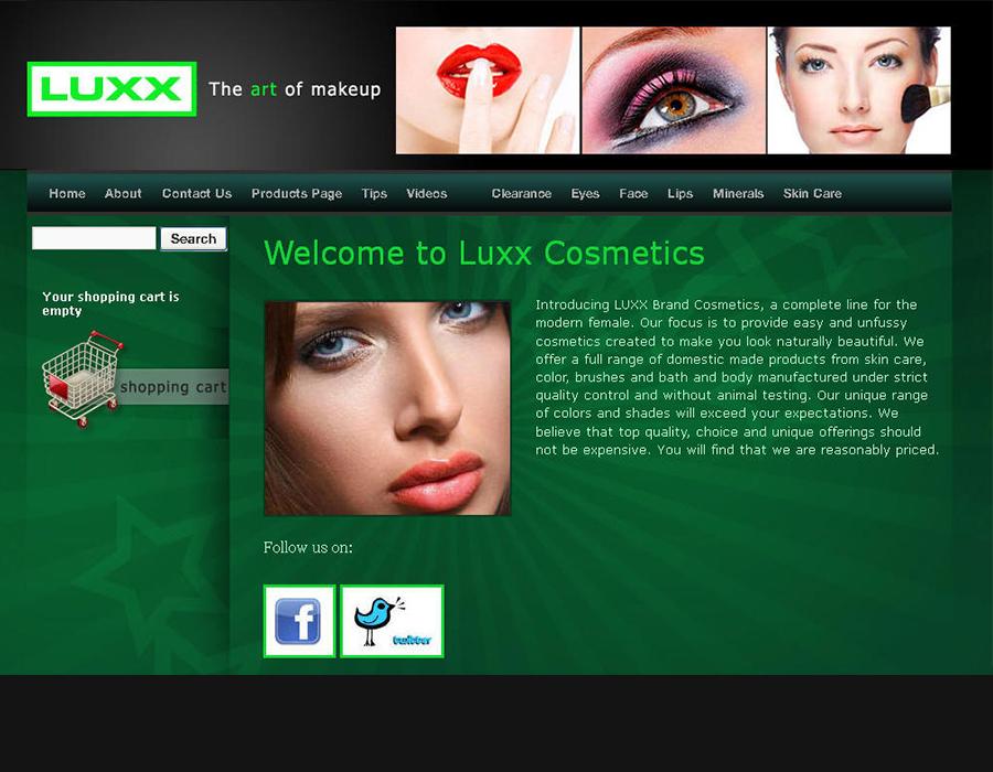 Luxx Cosmetics