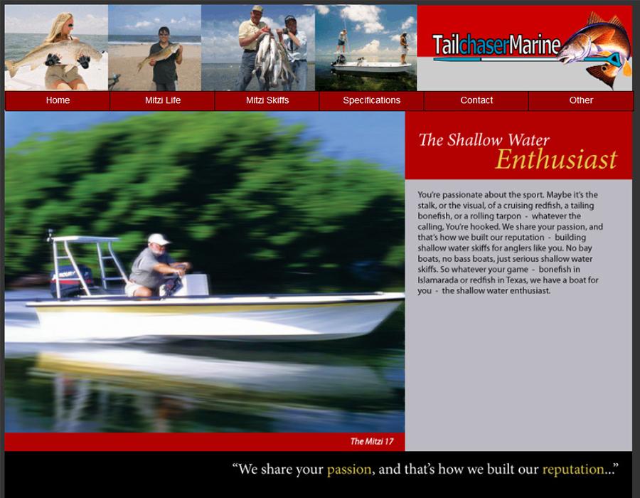 Tailchaser Marine