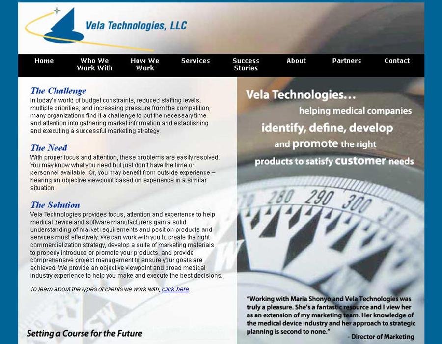 Vela Technologies